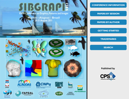 Proceedings 24th Sibgrapi Conference on Graphics, Patterns and Images